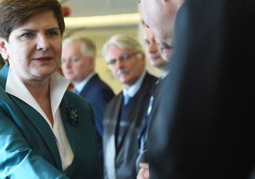 Waszczykowski dla TVP Info: Premier Szydło pojedzie do Budapesztu