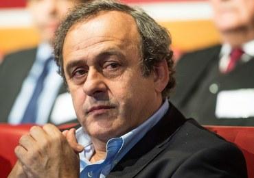 Michel Platini: Czas nie jest dla mnie dobry. Bye, bye FIFA
