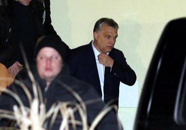 Orban: Węgry nigdy nie poprą unijnych sankcji przeciwko Polsce