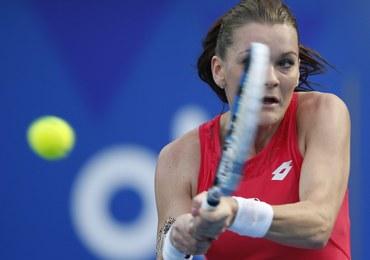 Turniej WTA w Shenzen: Agnieszka Radwańska w finale! Poprawiła swoją pozycję przed Australian Open