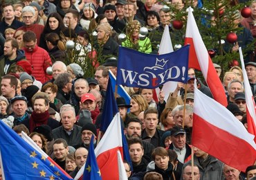 Piotr Liroy-Marzec: Nie popieram demonstracji, jak widzę mordy zdewaluowanych polityków
