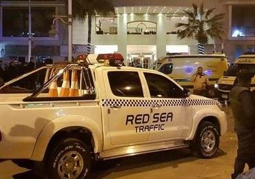 """Atak w Hurghadzie. Napastnicy zaatakowali hotel, jeden z nich krzyczał """"Allah Akbar"""""""