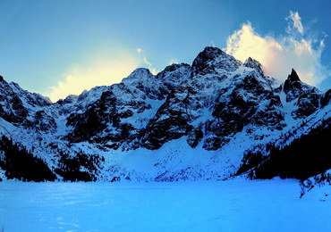 """Całonocna akcja ratunkowa w Tatrach. """"Turyści nie wiedzieli, gdzie są"""""""