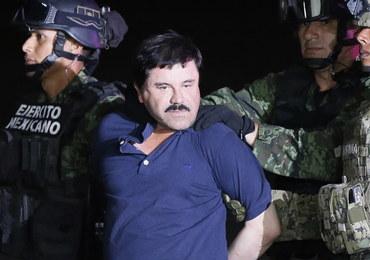 """Meksyk otwiera proces ekstradycji do USA bossa narkotykowego """"El Chapo"""""""