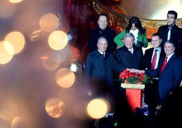 Michael Bloomberg rozważa start w wyborach prezydenckich