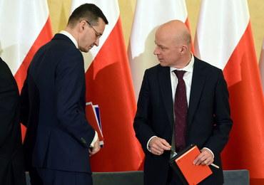 Wicepremier Mateusz Morawiecki jednak ujawni swoje zarobki