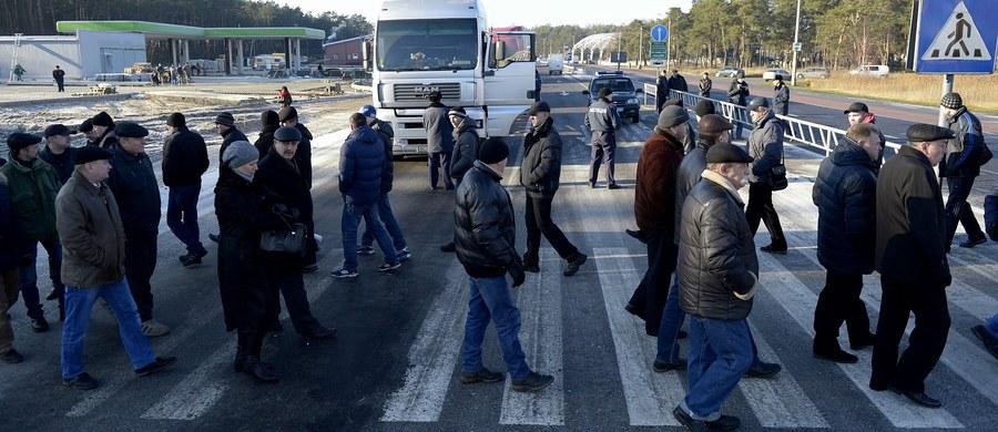 Górnicy z państwowych kopalń węgla kamiennego w obwodzie lwowskim zablokują we wtorek trasę do ukraińsko-polskiego przejścia granicznego Rawa Ruska-Hrebenne. Informację potwierdził szef  Niezależnego Związku Zawodowego Górników Ukrainy Mychajło Wołynec.
