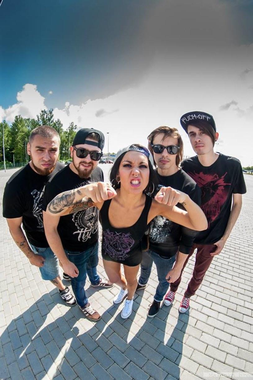 Pochodząca z Ukrainy formacja Jinjer podpisała kontrakt z austriacką Napalm Records.