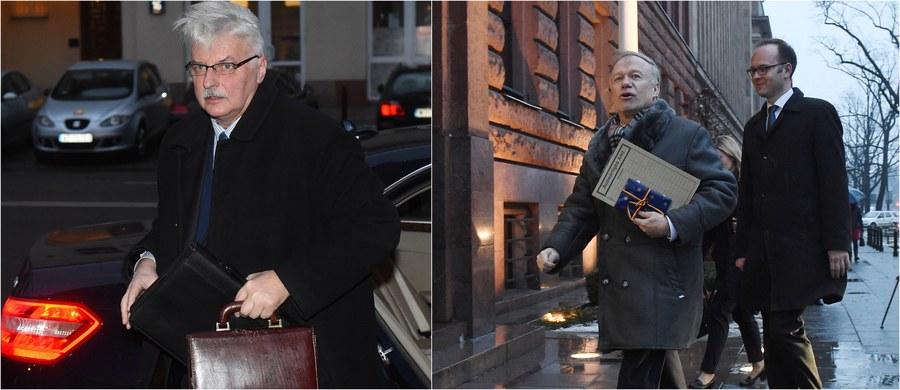 Rzecznik niemieckiego rządu mówi o przyjaźni Niemiec i Polski, MSZ w Berlinie zapowiada przyjazd szefa dyplomacji naszych sąsiadów - to reakcje na zaproszenie ze strony polskiego ministra spraw zagranicznych Witolda Waszczykowskiego po dzisiejszym spotkaniu z ambasadorem Niemiec Rolfem Niklem.