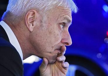 """Prezes Volkswagena przeprosił Amerykanów. """"Wiemy, że bardzo rozczarowaliśmy naszych klientów"""""""