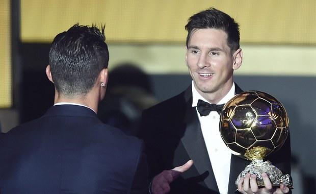 Złota Piłka dla najlepszego piłkarza trafiła w ręce Lionela Messiego! W finałowej trójce zawodników walczących o to wyróżnienie byli jeszcze Cristiano Ronaldo i Neymar.