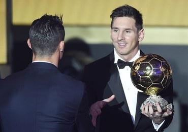 Złota Piłka FIFA: Lionel Messi zwycięzcą!