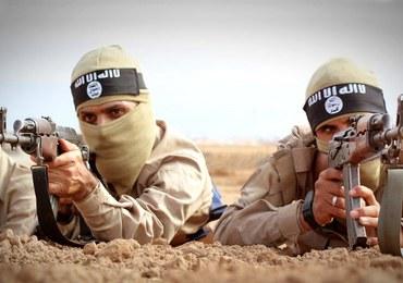 Skarbiec terrorystów z Państwa Islamskiego zbombardowany