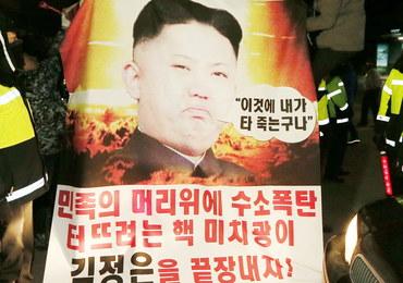 Korea Północna sfingowała nagranie z odpalenia pocisku z okrętu podwodnego