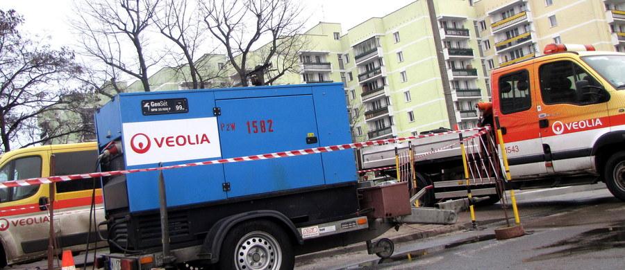Potężna awaria ciepłownicza na warszawskim Grochowie. Zimne kaloryfery były w ponad 90 budynkach w rejonie ulic Ostrobramskiej i Łukowskiej. Awarię usunięto po godz. 15.