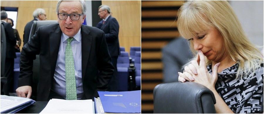 W Brukseli zakończyło się posiedzenie Komisji Europejskiej, którego jednym z 12 tematów była sytuacja w Polsce i kontrowersje wokół ustaw o Trybunale Konstytucyjnym i radiofonii i telewizji. Jak nieoficjalnie dowiedziała się korespondentka RMF FM, Katarzyna Szymańska-Borginon, głosy wśród komisarzy w sprawie dalszych kroków wobec Polski są podzielone. Wiceprzewodniczący KE Frans Timmermans, chce już teraz ogłosić rozpoczęcie wstępnej fazy procedury w sprawie praworządności. Przeciwko takim działaniom opowiada się z kolei sam szef KE Jean Claude Juncker, który w trakcie debaty wśród komisarzy podkreślał, że Polska to ważny kraj w Unii Europejskiej.