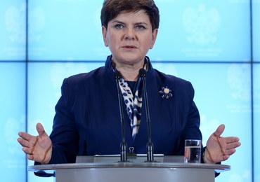Beata Szydło: Polska ma prawo do podejmowania suwerennych decyzji. Nie mamy nic do ukrycia