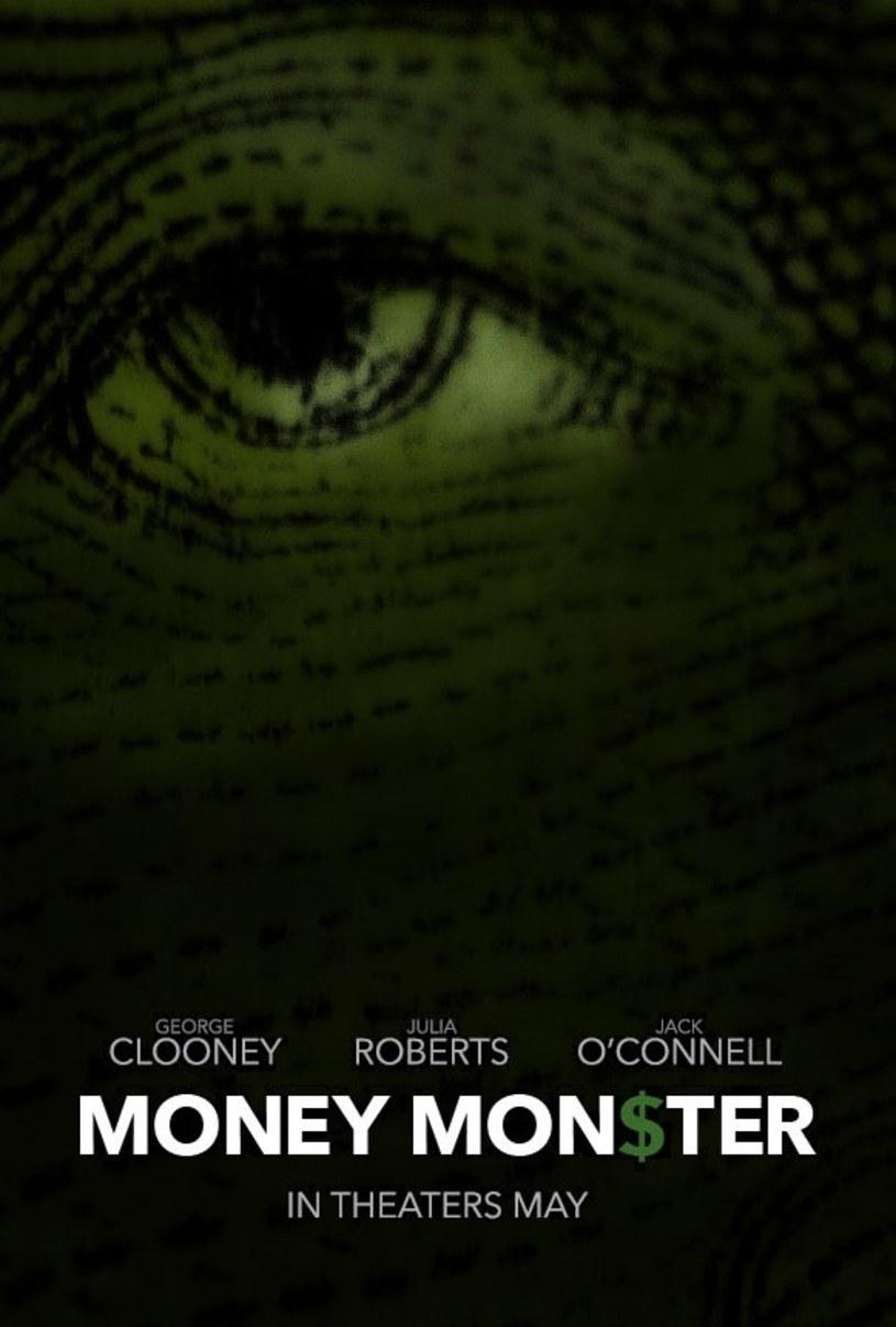 """W internecie pojawił się pierwszy zwiastun najnowszego filmu w reżyserii Jodie Foster, """"Money Monster"""". Bohaterów opowieści grają m.in. George Clooney i Julia Roberts."""