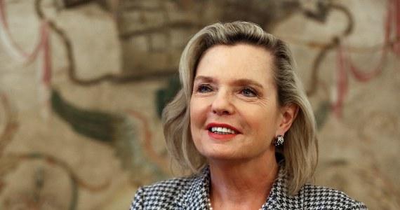 Anna Maria Anders została przewodniczącą Rady Ochrony Pamięci Walk i Męczeństwa i nowym pełnomocnikiem Prezesa Rady Ministrów ds. dialogu międzynarodowego. Informację przekazała premier Beata Szydło.