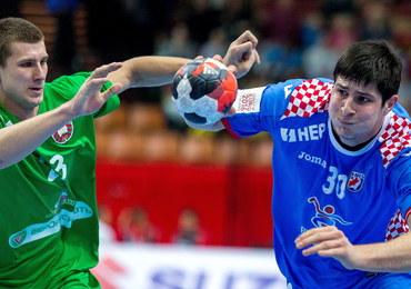 ME piłkarzy ręcznych: Chorwacja - Białoruś 27:21