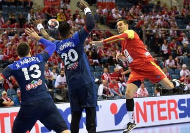 ME piłkarzy ręcznych: Francja - Macedonia 30:23