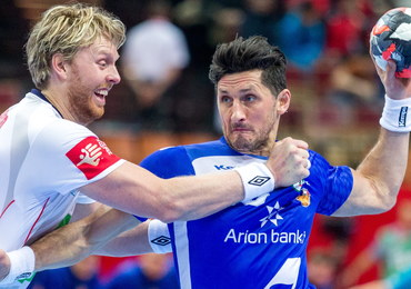 ME piłkarzy ręcznych: Islandia - Norwegia 26:25