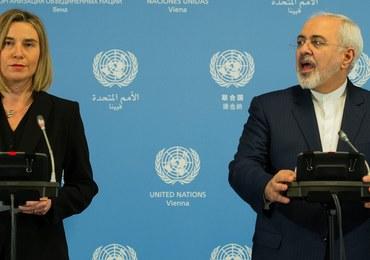 USA i UE zniosły sankcje nałożone na Iran w związku z jego programem atomowym