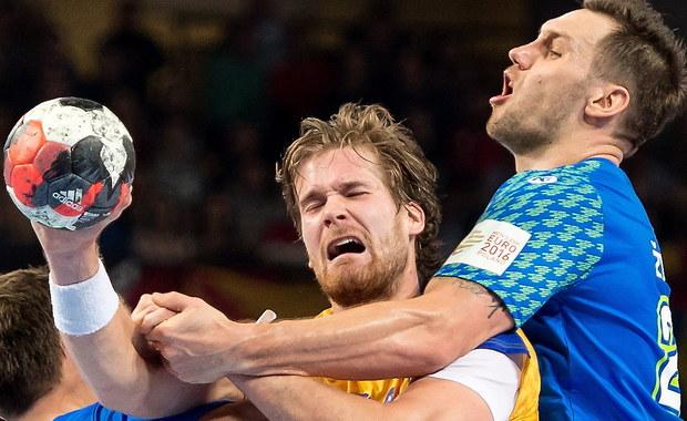 Szwecja pokonała we Wrocławiu Słowenię 23:21 w drugim sobotnim meczu grupy C mistrzostw Europy piłkarzy ręcznych. Wcześniej Hiszpania pokonała wygrała z Niemcami 32:29.