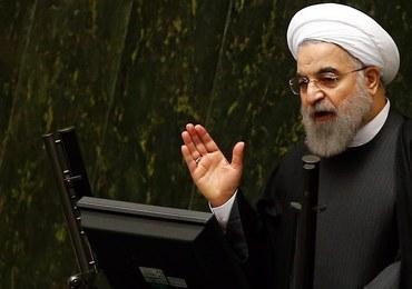 Rowhani: Z nowej atomowej umowy zadowoleni są wszyscy oprócz podżegaczy wojennych i siewców niezgody