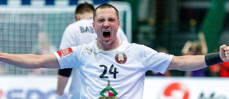 Białoruś pokonała w katowickim Spodku Islandię 39:38 (17:18) w pierwszym niedzielnym meczu grupy B mistrzostw Europy piłkarzy ręcznych. Wieczorem w drugim spotkaniu Norwegia zmierzy się z Chorwacją.