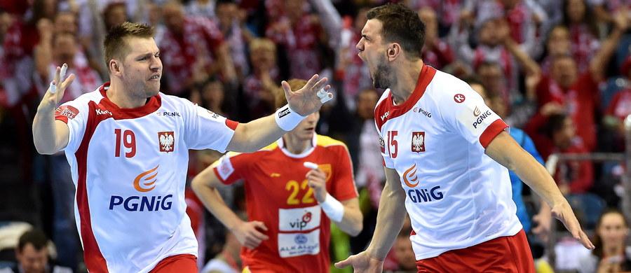 Polscy piłkarze ręczni pokonali w Krakowie Macedonię 24:23 (11:13) w swoim drugim występie w mistrzostwach Europy. W piątek biało-czerwoni pokonali Serbię 29:28. Polacy zapewnili sobie awans do drugiej rundy grupowej turnieju.
