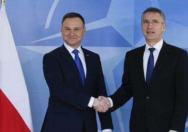 Jens Stoltenberg: Polska jest liderem NATO w swoim regionie