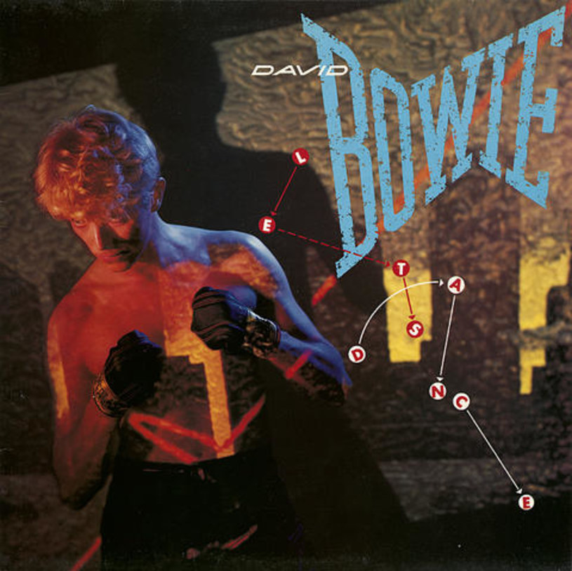"""Nile Rodgers, producent słynnego albumu """"Let's Dance"""" Davida Bowiego, wspomina, że w swojej autobiografii pisał o """"klątwie"""" tej płyty."""