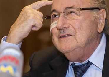 Afera FIFA: Zawieszony Blatter nadal dostaje wynagrodzenie