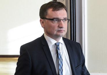 Ziobro do KE: Kierujemy się zasadami demokratycznego państwa prawa