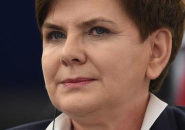 Beata Szydło: Pozwólcie nam państwo zrealizować nasz program