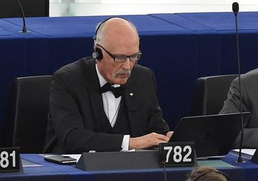 Janusz Korwin-Mikke: PiS mając poparcie większości będzie robił to, co chce