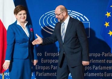 """Jest pierwszy komentarz Martina Schulza do debaty o Polsce. """"Nie było niespodzianki"""""""