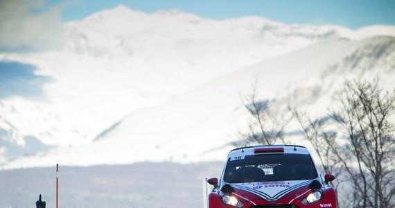 Robert Kubica (Ford Fiesta RS) miał w środę siódmy czas na odcinku testowym słynnego Rajdu Monte Carlo. Na nieco ponad trzykilometrowej trasie najlepszy okazał się Brytyjczyk Kris Meeke (Citroen DS3). Polak był wolniejszy od niego o 5,9 s.