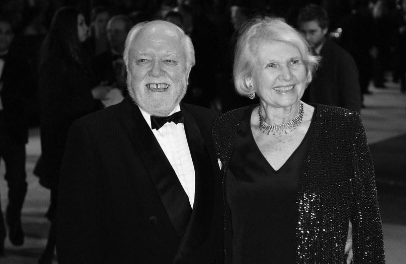 Aktorka Sheila Sim, wdowa po legendzie brytyjskiego kina - Richardzie Attenboroughu - nie żyje. Miała 93 lata.