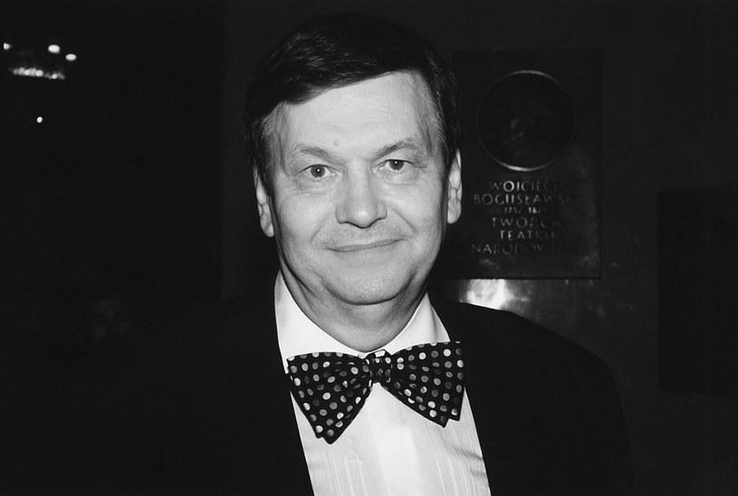 """Zmarł Bogusław Kaczyński, najwybitniejszy popularyzator muzyki w Polsce i wielki miłośnik opery. Miał 73 lata. """"Moim największym sukcesem w życiu jest to, że udało mi się zrealizować moje dziecięce marzenia"""" - mówił o sobie Kaczyński."""