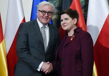 12 lutego w Berlinie spotkanie Szydło - Merkel. Będą rozmawiać m.in. o uchodźcach