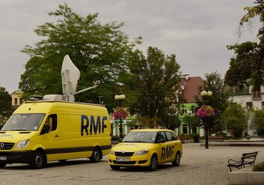 Twoje Miasto w Faktach RMF FM: Będziemy w Nidzicy!