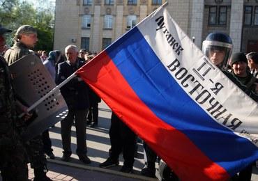 Służba Bezpieczeństwa Ukrainy: W Donbasie jest ponad 8 tys. rosyjskich żołnierzy