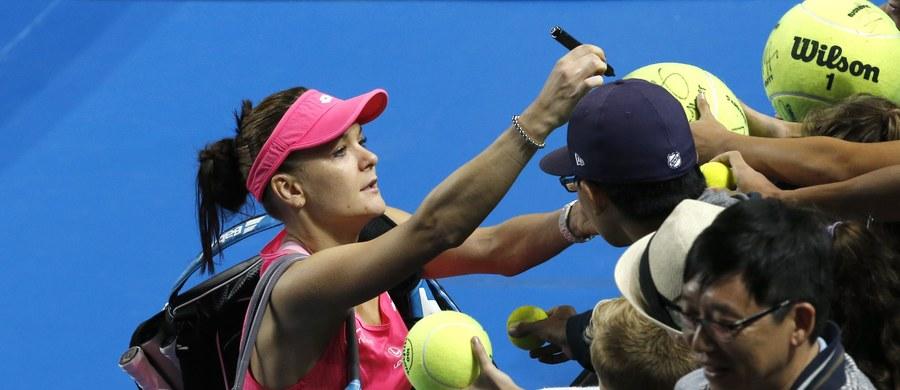 """""""Jak udało mi się to spotkanie wygrać? Dobre pytanie. Na pewno uśmiechnęło się do mnie szczęście w końcówce"""" – mówiła Agnieszka Radwańska po meczu 1/8 finału wielkoszlemowego Australian Open z Anną-Leną Friedsam. """"Serwis nie był moją najmocniejszą stroną. Nie miałam właściwie wyjścia, mogłam tylko walczyć do końca o każdy punkt. To też zrobiłam"""" - podkreśliła krakowianka po spotkaniu, które wygrała 6:7 (6-8), 6:1, 7:5."""