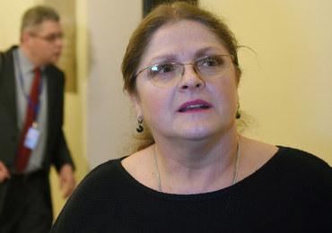 """""""Fakt"""": Krystyna Pawłowicz może zostać szefową komisji śledczej ds. afery podsłuchowej"""