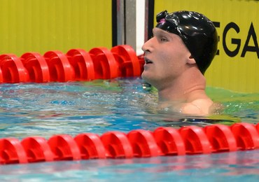 Polski pływak Sebastian Szczepański przyłapany na dopingu