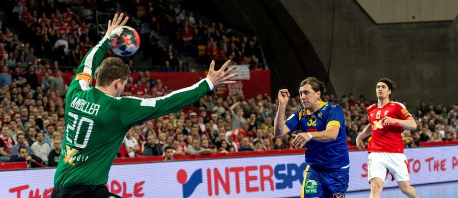 Po dramatycznej walce Dania zremisowała we Wrocławiu ze Szwecją 28:28 (15:13) w swoim drugim meczu 2. rundzie mistrzostw Europy piłkarzy ręcznych. Wcześniej w tej samej grupie Hiszpania pokonała Węgry 31:29.