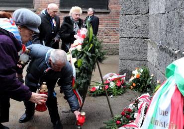 Byli więźniowie, w 71. rocznicę wyzwolenia KL Auschwitz