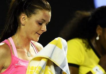 Agnieszka Radwańska przegrała z Williams. Odpada z Australian Open